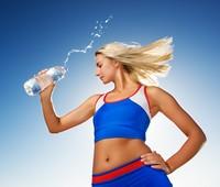 Пить или не пить воду во время тренировки?