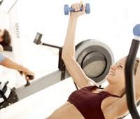 Упражнения для грудных мышц женщинам