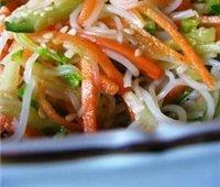 Салат с луком