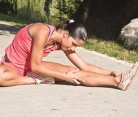 Фитнес и упражнения на растяжку