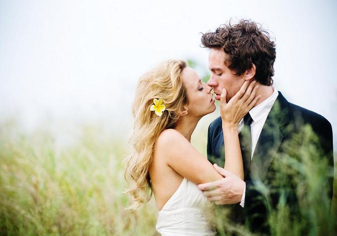 История поцелуя или почему люди целуются